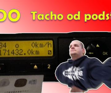 tachograf VDO podstawy dla nowicjuszy