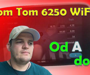Tom Tom 6250 WiFi Live Trafic photo