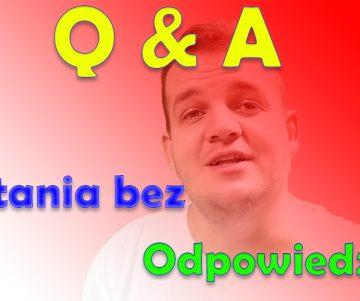 Kierowcy HGV Q & A part 1