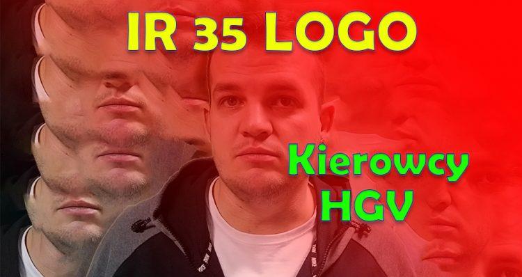 ir 35 kierowcy hgv logo picture