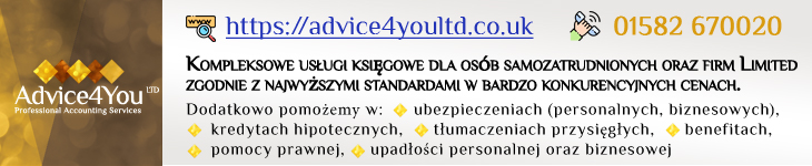 polska ksiegowa UK