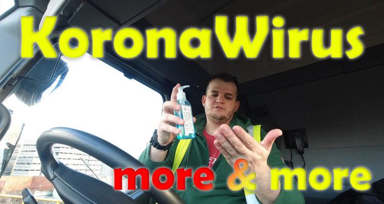 Koronawirus podstawowe czynnosci a zminia sie wiele
