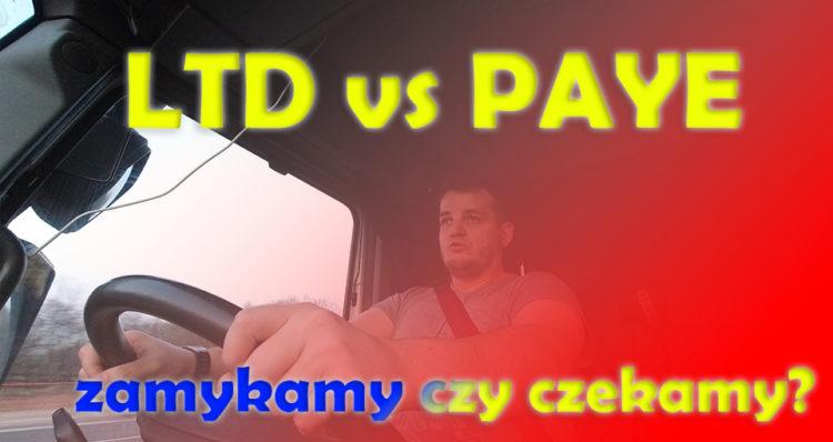 LTD vs PEYE kierowcy HGV
